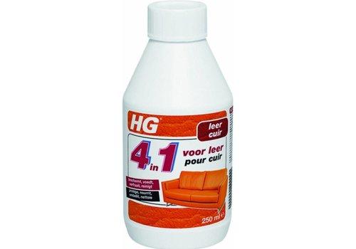 HG 4-in-1 voor leer