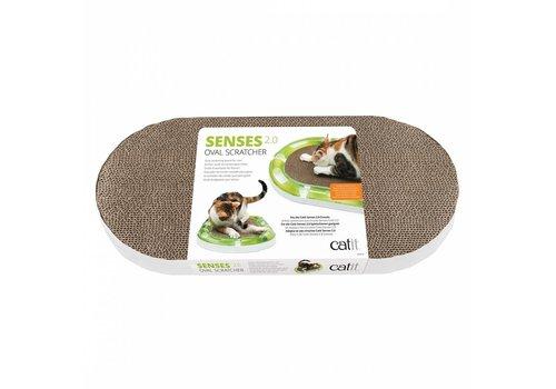 Cat It Ca senses 2.0 ovale krabplank karton