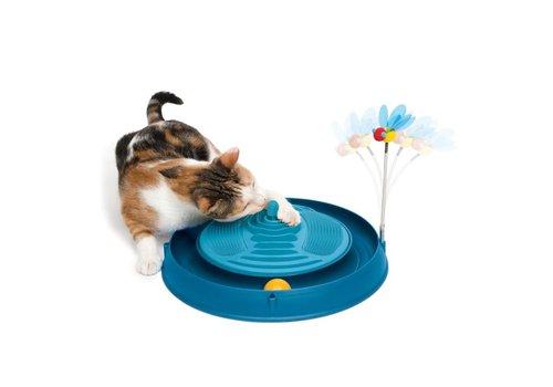 Cat It Play ballenbaan met massagestation