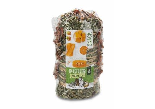 Witte Molen Puur pauze hooirol wortel & pompoen 200 gram