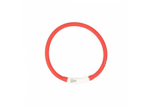 Duvo+ Flash light halsband 45 cm