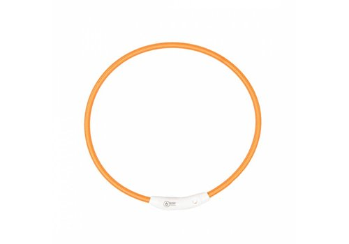 Duvo+ Flash light halsband 65 cm