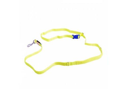 Duvo+ Jogging Neon hondenlijn