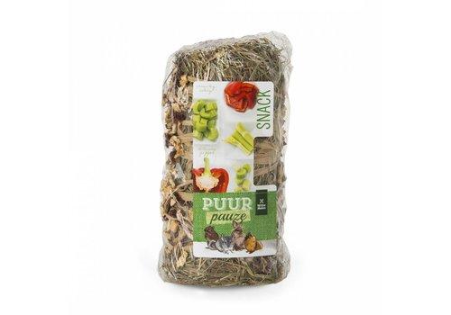 Witte Molen Puur pauze hooirol selder & paprika 200 gram