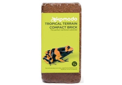 Komodo Tropical Terrain Block