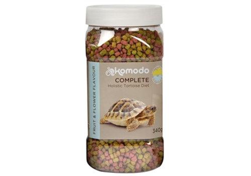 Komodo Schildpaddenvoer Fruit/Bloem