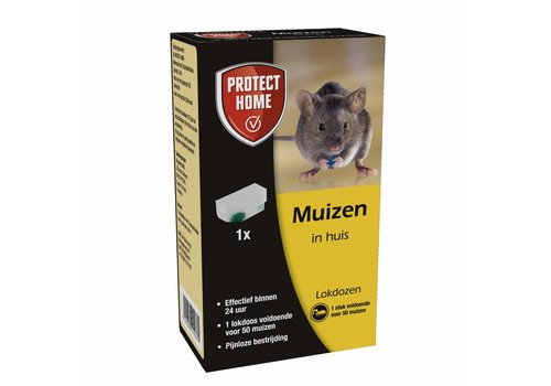 Protect Home Express Lokdoos tegen muizen