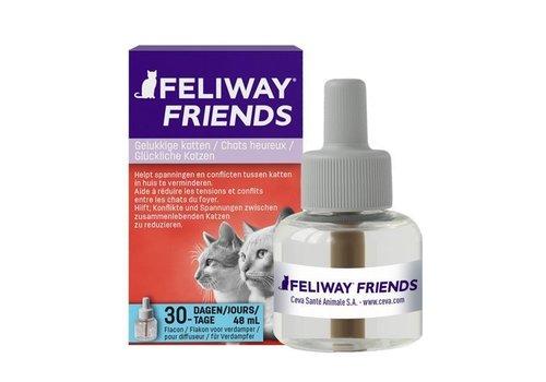 Feliway Friends navulling 3 stuks VOORDEELVERPAKKING