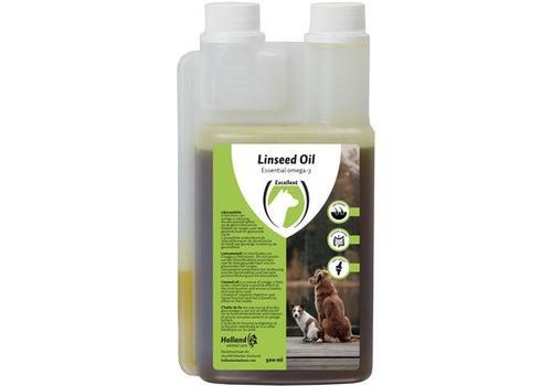 Excellent Lijnzaadolie voor honden 500 ml