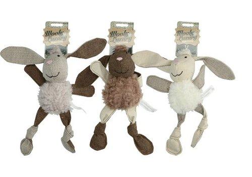 Wooly Luxury Flatfeet Konijn