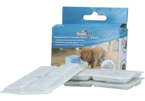 BeaconPet Nature Spa Filters 3st