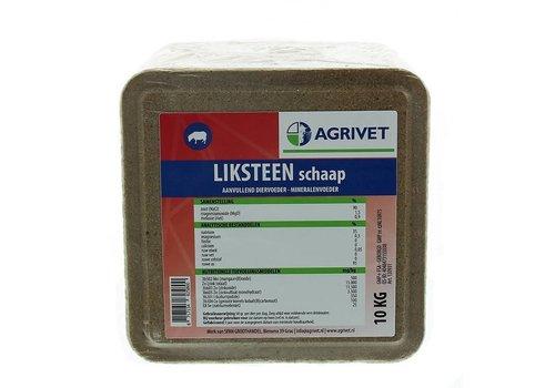 Agrivet Liksteen Schaap 10 kg