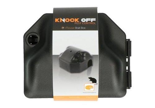 Knock Off Muizen voerdoos met sleutel