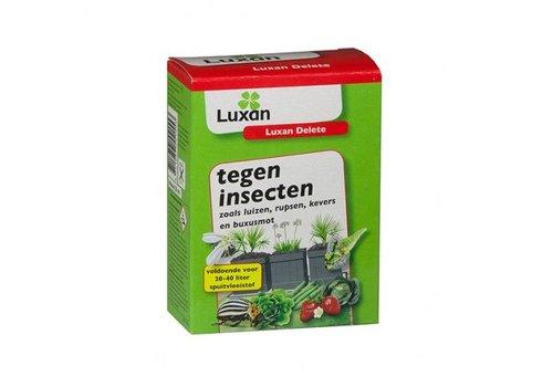 Luxan Delete tegen insecten concentraat 20 ml