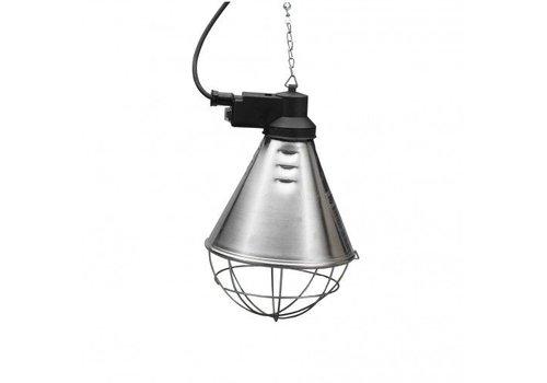 Amos Warmtelamp-armatuur met spaarschakelaar