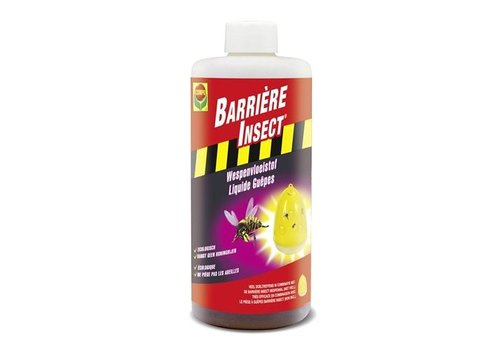 COMPO Barrière Insect Wespenvloeistof 500ML
