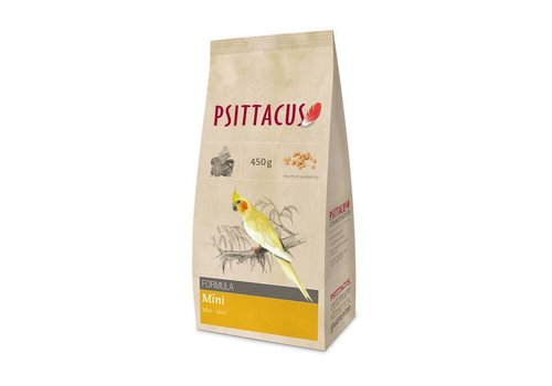 Psittacus Maintenance Mini  vogelvoer