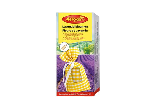 Aeroxon Lavendelbloemen tegen motten