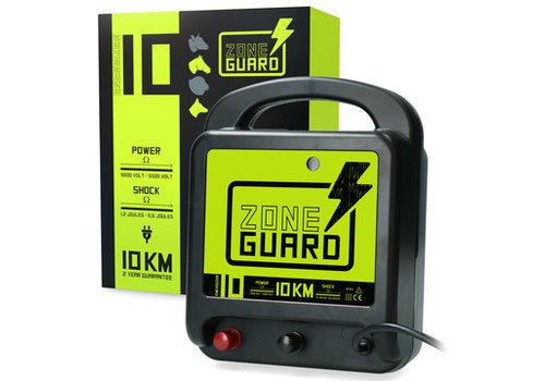 ZoneGuard Energizer Lichtnet 10 km