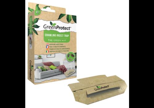 GreenProtect Kruipende insectenval - 3 stuks
