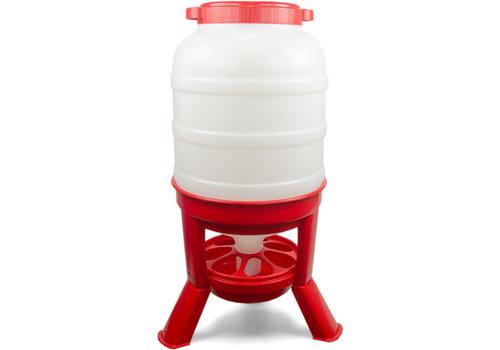 Gaun Voertoren 40 liter rood