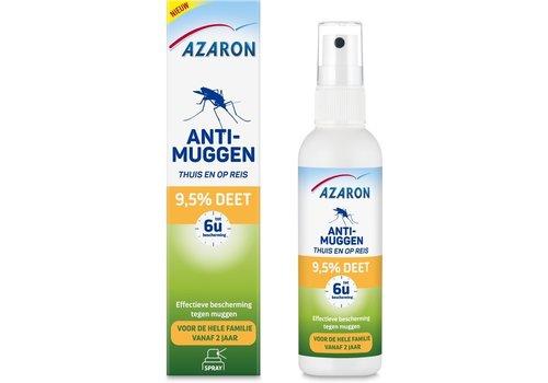 Azaron Anti-muggen 9,5% DEET