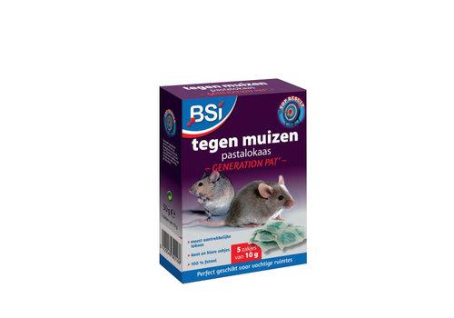 BSI Generation Pasta muizengif 5 x 10 gram