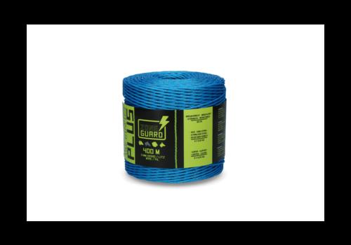 ZoneGuard 3 mm afwerend afrasteringsdraad blauw