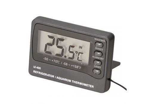 Aqua D'ella Digitale thermometer met alarm