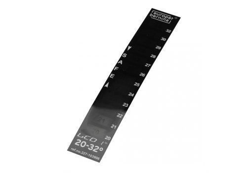 Aqua D'ella LCD Thermometer