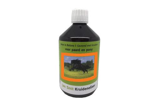 Jan Smit Kruidenelixer voor paard en pony 500 ml