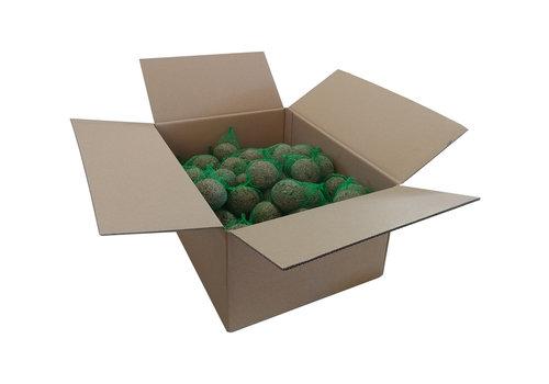 JUNAI Mezenvetbollen met netje  100 stuks