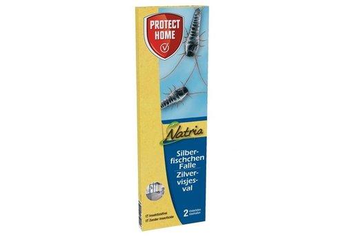 Protect Home Zilvervisjes val - 2 stuks