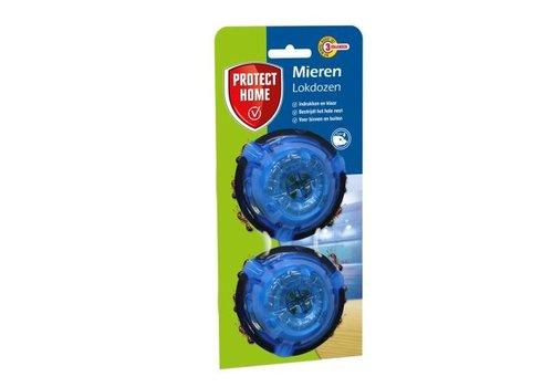 Protect Home Piron Pushbox mierenlokdoos 2 stuks