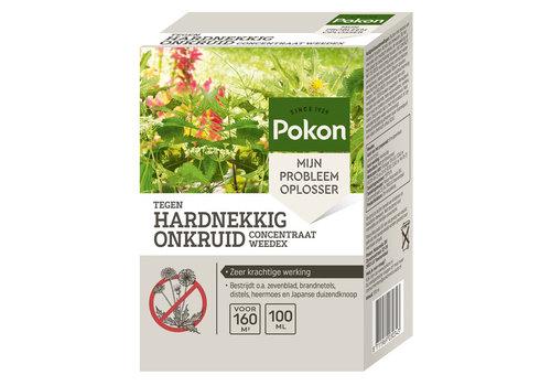 Pokon Tegen Hardnekkig Onkruid Concentraat Weedex 100 ml