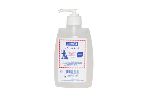 Amos Desinfecterende handgel 250ML