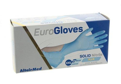 AltairMed Nitril Handschoenen poedervrij 100 stuks XXL