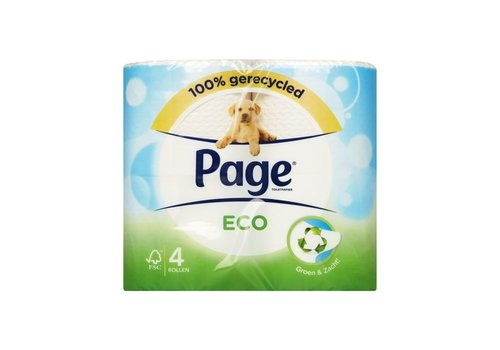 Page Eco 4 rollen
