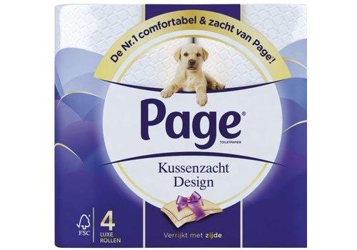 Page Kussenzacht Design 4 rollen