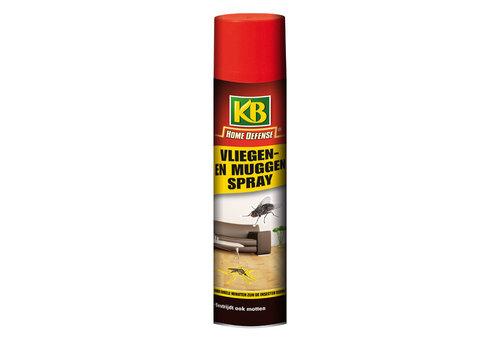 KB Home Defense Vliegen en Muggen Spray