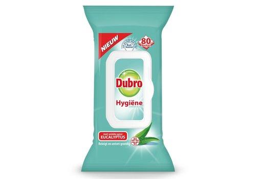 Dubro Hygiëne desinfectie doekjes zonder bleek
