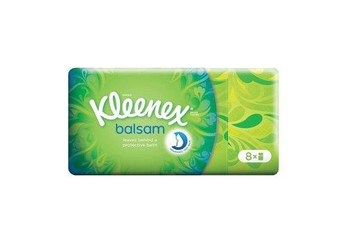Kleenex Zakdoeken Balsam 8 pakjes