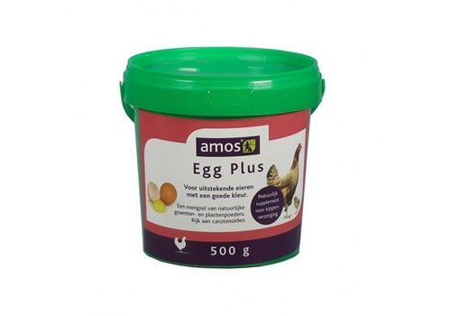 Amos Gele dooier/ Egg Plus