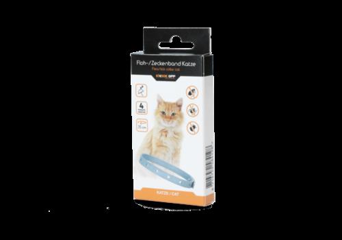 Knock Off Vlooien- en tekenband voor katten