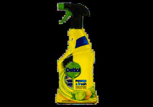 Dettol Power & Fresh Allesreiniger Spray | Multispray Citrus