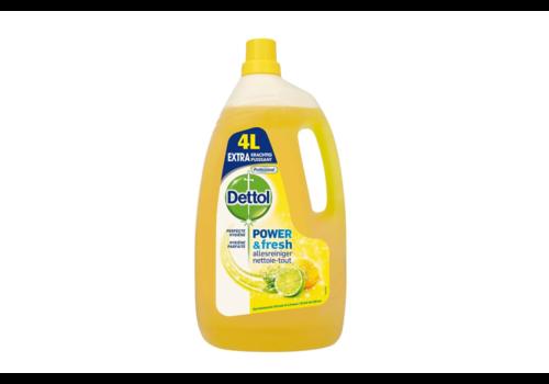 Dettol Allesreiniger Citrus 4 Liter
