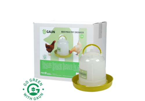 Gaun Drinktoren Bio green lemon