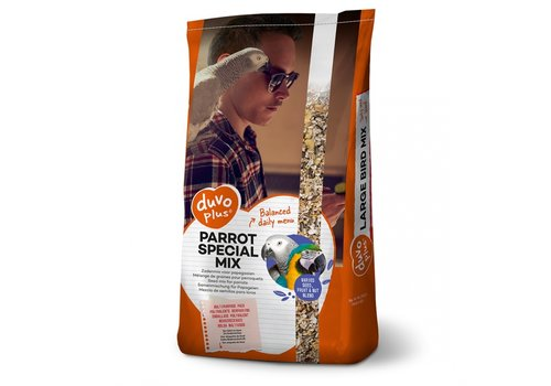 Duvo+ Papegaaien speciaal mix 12,5KG