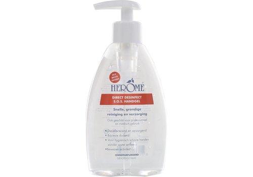 HerOme Desinfect Sensitive handgel 200 ml