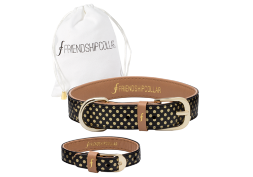 Friendship Collar The Dotty About You maat L